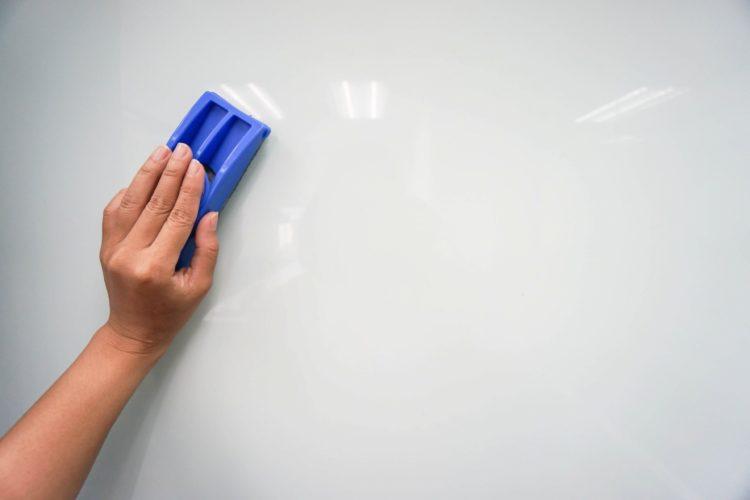Façade Whiteboard White Gloss