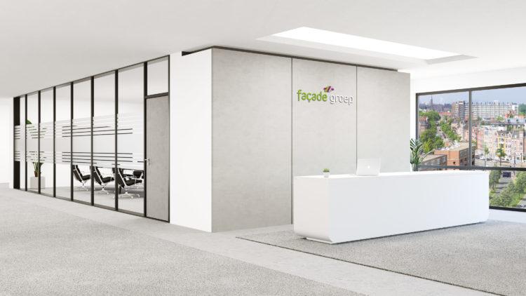 LG Interieurfolie Grijs beton