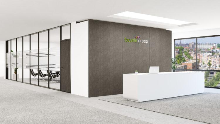 LG Interieurfolie Rustiek grijs