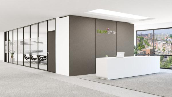 LG Interieurfolie Geborsteld grijs