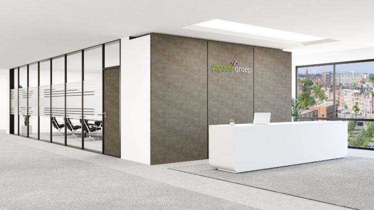 LG Interieurfolie Warm grijs steen