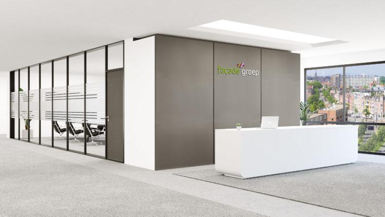 LG Interieurfolie Grijsgroen